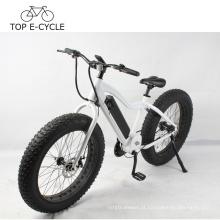 Bicicleta gorda elétrica da bicicleta BAFANG 8FUN HD1000W do pneu gordo da neve do OEM 2018