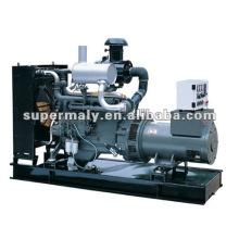 Установленный CE-генератор Deutz 300 кВт