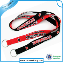 Wholesale Custom Logo Screen Print Lanyard