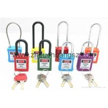 ZC-G31L Non-Conductive Nylon Long Shackle padlock
