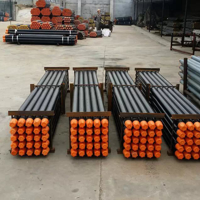forging_down_hole_dth_drill_pipe_rig_rock_drill_tools