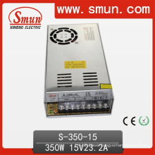 350W 15V Power Supply with Fan and 2 Years Warranty