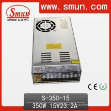 350 Вт 15В блок питания с вентилятором и 2 лет Гарантированности