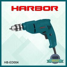 Hb-ED004 Puerto 2016 Taladro eléctrico portable vendedor caliente del taladro eléctrico de la mano