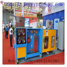 22DT(0.1-0.4)Copper fine wire drawing machine with ennealing(coaxial cable manufacturing machine)