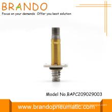 9mm Tube Aperture Solenoid Plug Nut With Plate