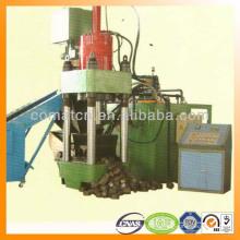 prensa de chatarra hidráulica para el uso de metal reciclado