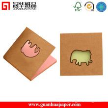 50 Sheets Sticky Note Logo Printed Sticky Note Pad