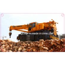 70t Rough Terrain Crane, Hoisting Vehicle, Coustruction Machinery Rt70e