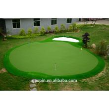 Nouvelle conception nouveauté pas cher golf vert pour le projet vert