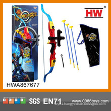 New Product Plastic Kids Toys Bow And Arrow Set