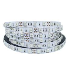 Luz de tira sin Flexibilidad LED impermeable SMD5050 RGB de DC 12V 5M 300LED
