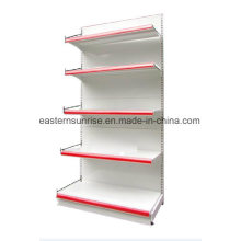Strong Supermaket Bilateral Double Sided Storage Metal Racking