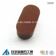 Segmento de resina para el pulido disco para la venta
