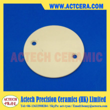 99.5% Al2O3/Alumina Ceramic Board/Plate CNC Machining