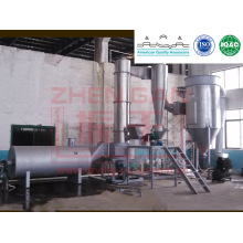 Xzg Series Spin Flash Dryer for Ferric Oxide