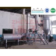 Mejor venta de secado de la máquina de minerales inorgánicos Spin Flash Dryer XZG-20
