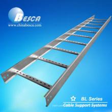 Bandeja de escalera de cable NEMA 20C. Precios Factory (UL, cUL, NEMA, SGS, IEC, CE, ISO probado)