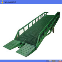 12ton Hydraulic Mobile Dock Loading Yard Ramps