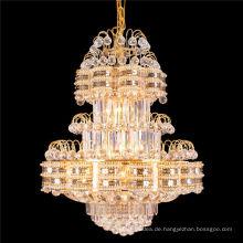 Neue Design Kristall große Empire-Stil Kronleuchter