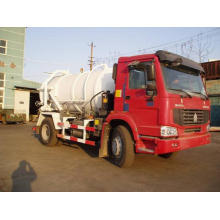 Heavy Vacuum Tank Truck (QDZ5190GXW)