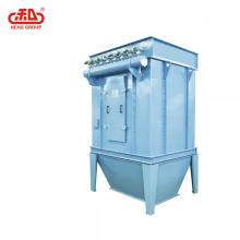 Pulse Deduster For Poultry Feed Mill