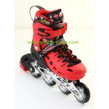 Skate em linha ajustável com bom preço (YV-239)