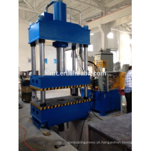 Prensa hidráulica para equipamento elástico