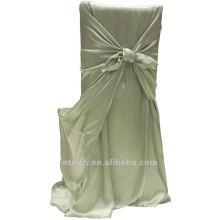 s'attacher la couverture de chaise, housse satin CT290, couverture de chaise universelle