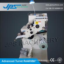 320mm Etikettenrolle Automatischer Rollenschneider mit Revolveraufwickler