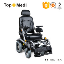 High End Reclining Seat Width Adjustable Electric Power Wheelchair