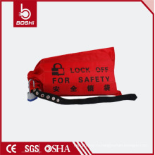 Китай Brady Security Red CRANCE CONTROLLER LOCKOUT BAG BD-D71