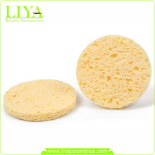 Free Sample Cellulose Wet Sponge Face Cleaning Sponge