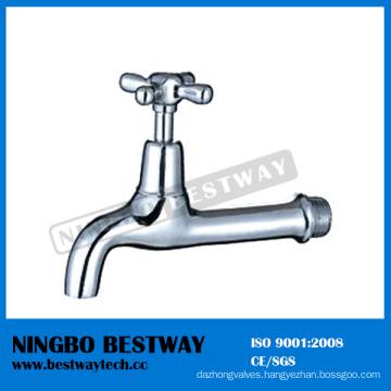Plastic Water Heater Tap Stock Price (BW-T04)