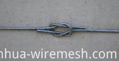 Double loops cotton baling tie wire (1)