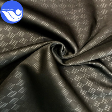 Haute qualité gaufrage Super Poly Soft Feel Polyester