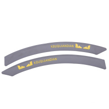 wholesale car Silicone Wheel Eyebrow Anti-collision sealing Strip