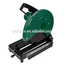 """355mm 2000W Industrielle Metall / Stahl Schneidemaschine Cut Off Saw Electric 14 """"Trockene Cutter"""