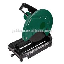 """355mm 2000W Machine de découpe industrielle en métal / acier Cut Off Saw Electric 14 """"Dry Cutter"""