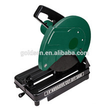 "Portable 14"" 2000W Industrial Metal Abrasive Cut Off Saw Steeling Cutting Electric 355mm Dry Cutter"