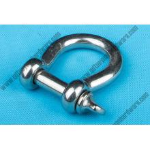 Grifo del arco del ancla del perno de tornillo del grado comercial del proveedor de la fábrica
