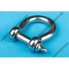 Factory Supplier Commercial Grade Screw Pin Anchor Bow Shackle