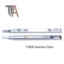 Glissière en tiroir en acier inoxydable (TF 7124)