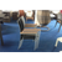 древесины ротанга обеденный стул для hote и ресторан