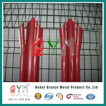 Security Steel Palisade Fencing for Workshop Construction