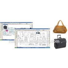 Система дизайна багажа и багажа от Richpeace