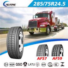 Pneu de ônibus Radial pneu caminhão pesado (285/75R24.5)