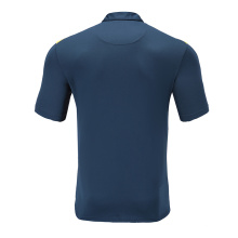 Camisa polo esportiva masculina seca