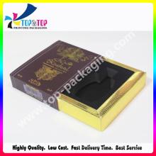 Elegant Design OEM Accept Rigid Paper Perfume Box
