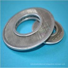 304 Material Filtro de filtro de aço inoxidável sinterizado